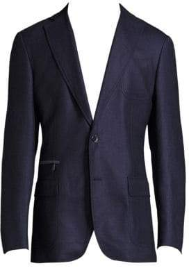 Robert Graham Downhill Two-Button Blazer
