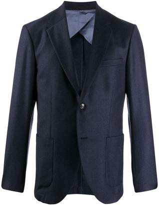 Jamot single-breasted blazer