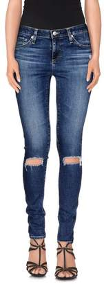 ALEXACHUNG for AG Jeans Denim trousers
