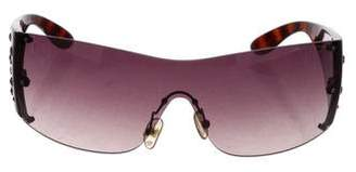 Marc by Marc Jacobs Gradient Shield Sunglasses