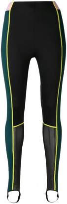 Puma TZ Highwaist women's stirrup leggings