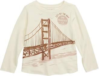 Peek Golden Gate Bridge Tee
