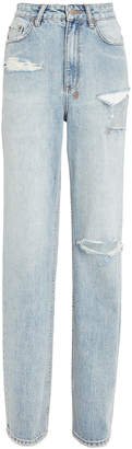 Ksubi Playback Straight Leg Jeans