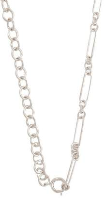 A.P.C. Jules Chain Link Necklace - Mens - Silver
