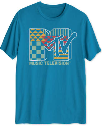 Hybrid Mtv Men Graphic T-Shirt