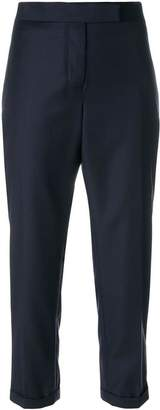 Thom Browne cropped tailor trousers