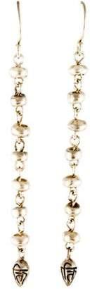 Me & Ro Me&Ro Beaded Drop Earrings