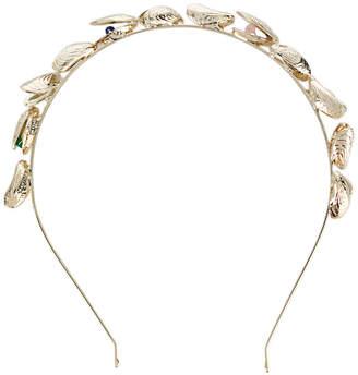 Rosantica mussel embellished headband