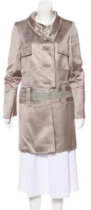 Gucci Heavyweight Knee-Length Coat