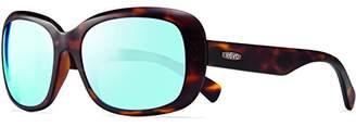 Revo Paxton RE 1039 12 BL Polarized Rectangular Sunglasses