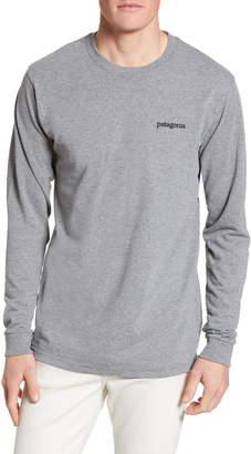 Patagonia Fitz Roy Horizons Graphic Long Sleeve Responsibili-Tee T-Shirt