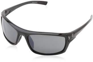 Under Armour Keepz Shiny Black Frame