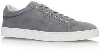 Santoni Gloria Suede Sneakers
