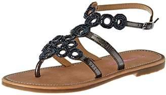 Les Tropéziennes Women''s Ofelie Ankle Strap Sandals,5 UK