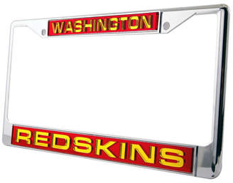 Redskins Rico Industries Washington License Plate Frame