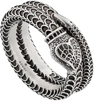cbfb4b146 Gucci Garden snake-inspired ring