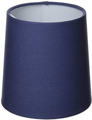 Camilla And Marc By rydens – Solid Cotton Lampshade Diameter 18 cm – Blue