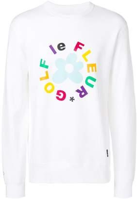 Converse Gold Le Fleur sweatshirt