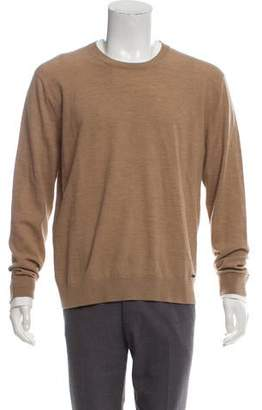 DSQUARED2 Wool Crew Neck Sweater