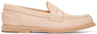 BEIGE Hender Scheme Slouchy Loafers