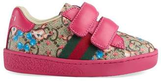 Gucci Toddler Ace GG Supreme sneaker