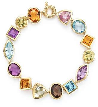 Bloomingdale's Gemstone Bracelet in 14K Yellow Gold - 100% Exclusive