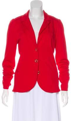 Marc by Marc Jacobs Casual Long Sleeve Blazer
