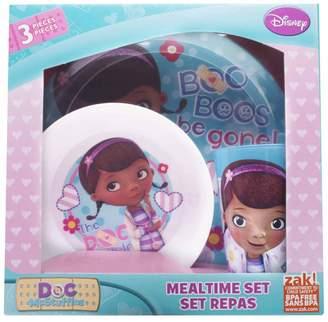 Zak Designs Zak! Designs Mealtime Set - Doc McStuffins - 3 ct