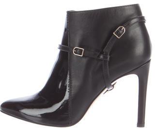 Max MaraMaxMara Leather Ankle Boots