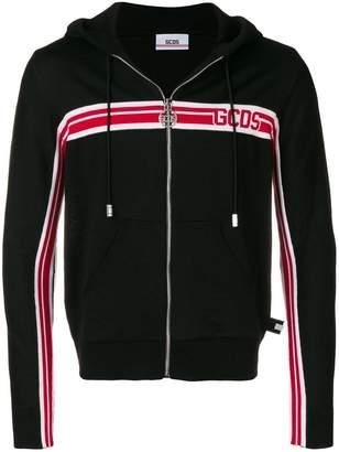 Gcds zipped up sport jacket