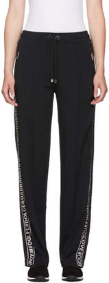 Dolce & Gabbana Black Life Lounge Pants
