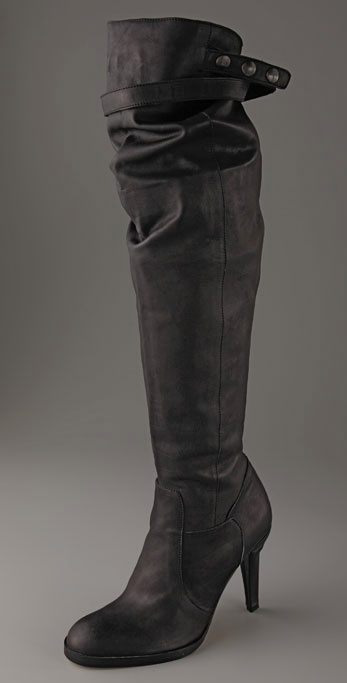 Ld Tuttle The Serpent Slouch Over the Knee Boot