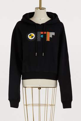 Off-White Off White Flags sweatshirt