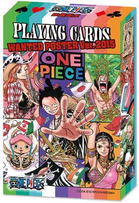 One Piece (ワンピース) - ONE PIECE トランプ手配書 Ver.2015