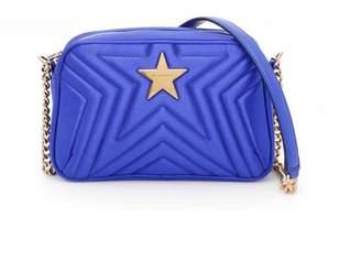 Stella McCartney Stella Mc Cartney Stella Star Blue Synthetic Handbag
