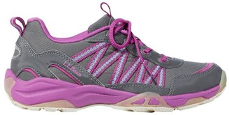 L.L. Bean L.L.Bean Kids' Adventure Sneakers, Glow-in-the-Dark