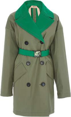 N°21 Alba Double Breasted Coat