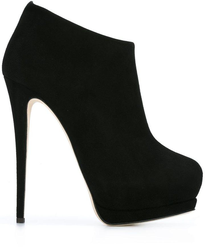 Giuseppe Zanotti Design stiletto booties