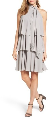 Women's Vince Camuto Embellished Swing Dress $168 thestylecure.com