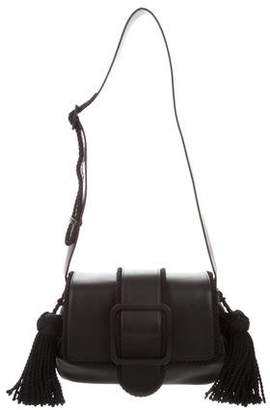 Marco De Vincenzo 2017 Giummi Leather Shoulder Bag