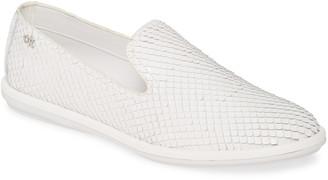 Calvin Klein Issa Armatura Embossed Loafer