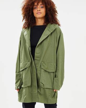 Cheap Monday Worker Parka Jacket