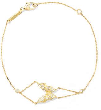 Stephen Webster Fly By Night 18-karat Gold Diamond Bracelet - one size
