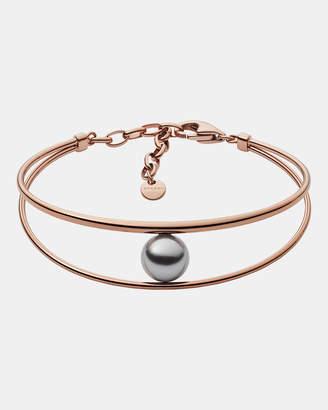 Skagen Agnethe Rose Gold-Tone Bracelet
