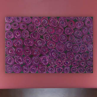 Novica Great Big Canvas 'Novica- Sensation by Quiet Guitron Print