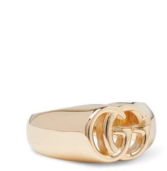 Gucci 18-Karat Gold Ring