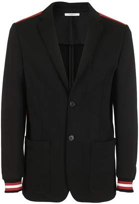 Givenchy Stripe-trimmed Blazer
