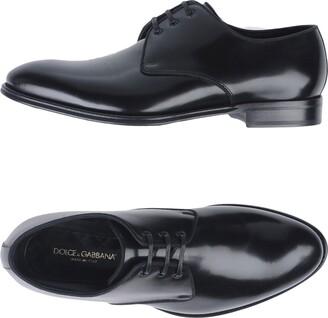 Dolce & Gabbana Lace-up shoes - Item 11329766MQ