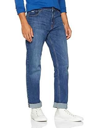 BOSS Men's Albany Bc-c Straight Jeans, (Bright Blue 432), W36/L32
