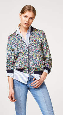 Esprit Jackets indoor woven regular